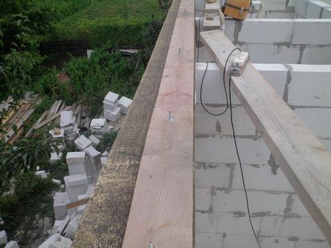 Доска стропилы для крыши