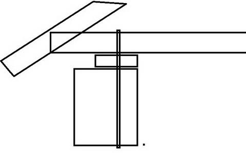 Схема крепления стропил в крыше