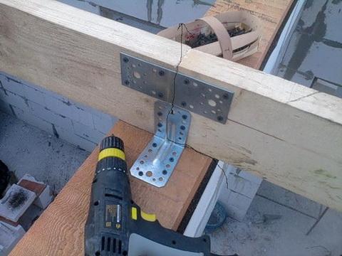Как сделать крышу устойчивой к нагрузкам. Паврильная установка крыши